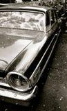 Particolari classici dell'automobile Fotografia Stock