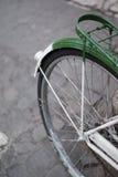 Particolari del Bycicle Fotografia Stock