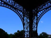 Particolari del giro de Parigi al tramonto Fotografie Stock Libere da Diritti