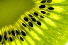 Particolari del Kiwi Fotografia Stock Libera da Diritti