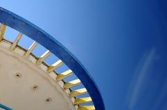 Particolari del tetto Fotografia Stock