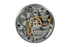 Particolari dell'orologio Immagini Stock