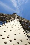 Particolari della Torre Eiffel Fotografia Stock