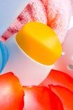 Particolari di wellness e della stazione termale Immagini Stock