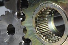 Particolari meccanici Immagini Stock Libere da Diritti