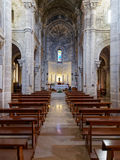 Particular of the church of San Biagio Matera Italy Stock Image