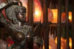 Spiritual idol royalty free stock photos