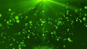 Particular light background HD 1080 green stock video footage