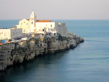 Particular Vieste Royalty Free Stock Photography