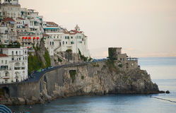 Particular view of Amalfi Royalty Free Stock Photography