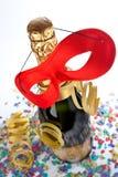 Partido #06 del carnaval Fotografía de archivo