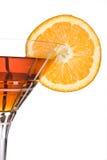 Partido anaranjado Imagen de archivo