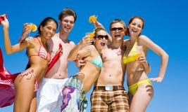 Partido da juventude Foto de Stock