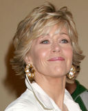 Jane Fonda imagens de stock royalty free