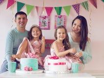 Partido da princesa Fotos de Stock Royalty Free