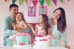 Partido da princesa Foto de Stock Royalty Free
