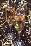 Partido da véspera de Ano Novo Imagem de Stock Royalty Free