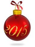 Partido de ano novo Imagem de Stock