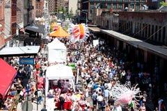 Partido de calle Foto de archivo libre de regalías