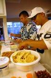 Partido de casa 2 Fotografia de Stock