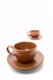 Partido de chá distante fotografia de stock royalty free