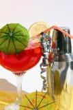 Partido de cocktail Foto de Stock Royalty Free