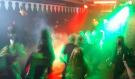 Partido de dança imagens de stock royalty free