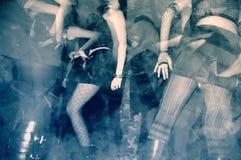 Partido de dança Fotos de Stock Royalty Free