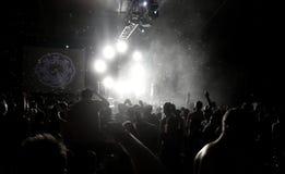 Partido de dança Fotografia de Stock Royalty Free