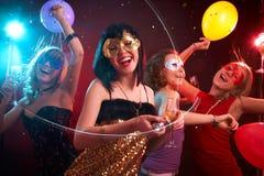 Partido de danza Imagen de archivo