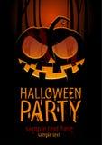 Partido de Halloween. Fotografia de Stock Royalty Free