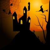 Partido de Halloween Ilustração do vetor Imagem de Stock