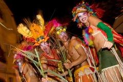 Partido de Ibiza Foto de archivo libre de regalías