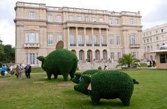 Partido de jardim do príncipe Charles Imagem de Stock