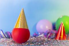 Partido de los globos Fotos de archivo libres de regalías