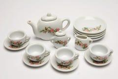 Partido de té Fotos de archivo