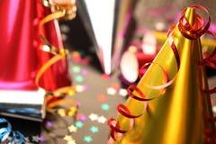 Partido del Año Nuevo Fotos de archivo