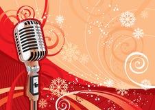 Partido del Año Nuevo - ilustración Fotografía de archivo libre de regalías