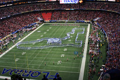 Partido del campeonato 2009 del SEC Imagen de archivo