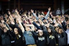 2016 partido del campeonato del NCAA - estadio del ` s de Levi Fotografía de archivo libre de regalías