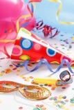 Partido del carnaval Fotos de archivo