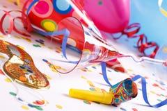 Partido del carnaval Fotografía de archivo libre de regalías