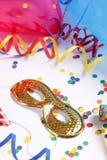 Partido del carnaval Imagen de archivo