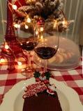 partido del hogar de la Navidad imagen de archivo libre de regalías
