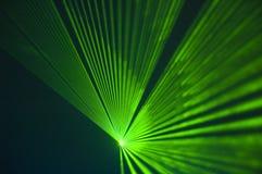 Partido del laser Imagen de archivo