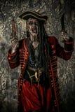 Partido del pirata foto de archivo libre de regalías