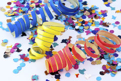 Partido do carnaval Foto de Stock Royalty Free