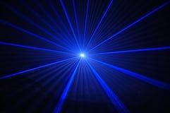 Partido do laser Imagem de Stock Royalty Free