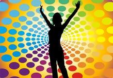 Partido do musical da juventude Imagem de Stock