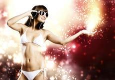 Partido do verão Fotos de Stock Royalty Free